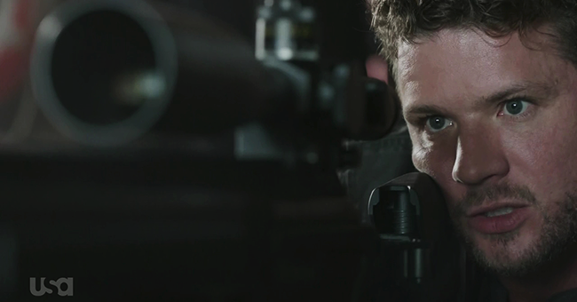 Screencaps: Shooter 1×01 – 'Point of Impact'