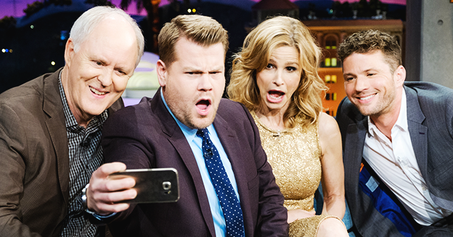 Photos: Guest on 'The Late Late Show with James Corden' (November 09)